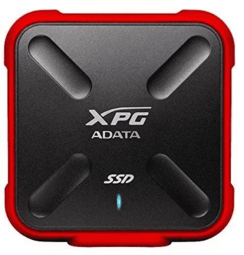 A-DATA XPG SD700X 256GB USB 3.1 červený
