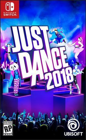 SWITCH - Just Dance 2018