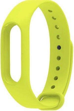 Xiaomi-Mi-Band-2-Replaceable-Silicone-Wrist-Strap---Fluo-Green-376054-