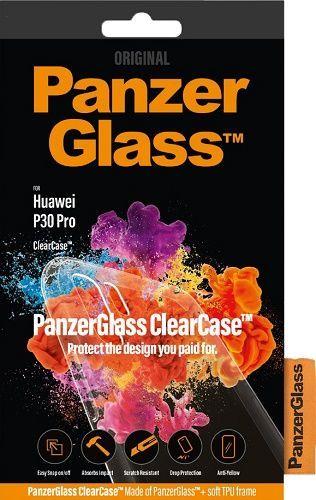 PanzerGlass ClearCase pouzdro pro Huawei P30 Pro, transparentní
