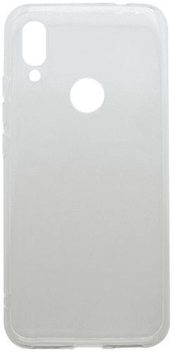 Mobilnet silikonové pouzdro pro Huawei Y7 2019, transparentní
