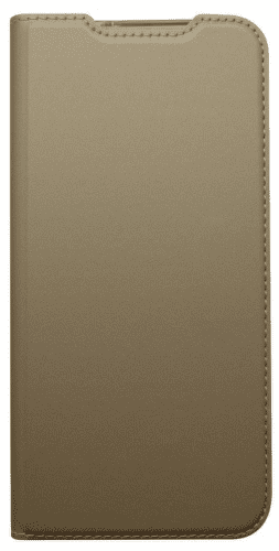Mobilnet Metacase flipové pouzdro pro Xiaomi Redmi Note 7, zlatá