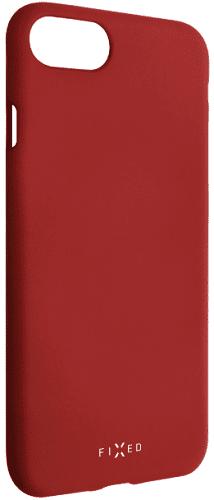 Fixed Story silikonový zadní kryt pro Samsung Galaxy A20e, červená