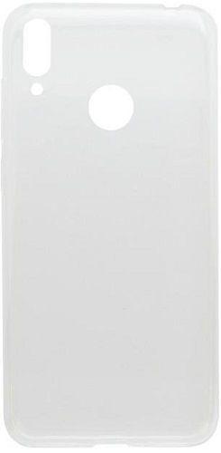 Mobilnet gumové pouzdro pro Xiaomi Redmi 7, transparentní