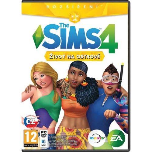 The Sims 4 - Život na ostrově PC hra