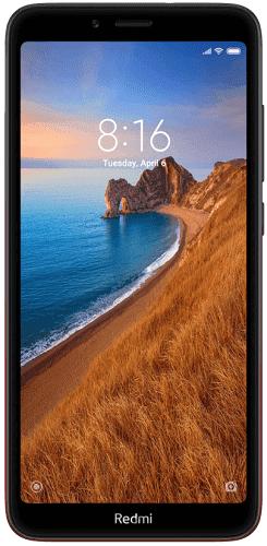Xiaomi Redmi 7A 2 GB/32 GB červený