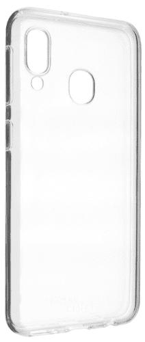 Fixed TPU ultratenké pouzdro pro Samsung Galaxy A20e, transparentní