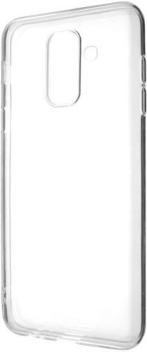 Fixed TPU Skin gelové pouzdro pro Samsung Galaxy A6, transparentní