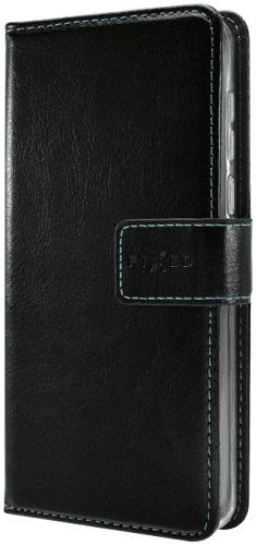 Fixed Opus knižkové pouzdro pro Honor 8A, černá