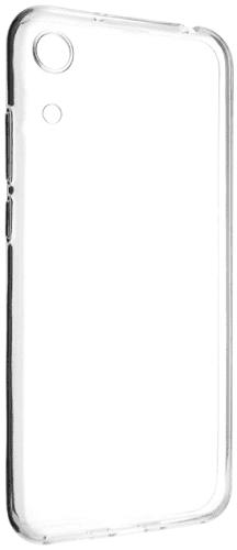 Fixed TPU gelové pouzdro pro Honor 8A, transparentní