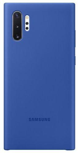 Samsung silikonové pouzdro pro Samsung Galaxy Note10+, modrá