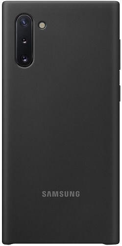 Samsung Silicone Cover pro Samsung Galaxy Note10, černá
