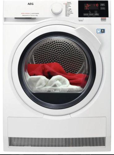 AEG AbsoluteCare T8DBG68WC, Sušička prádla