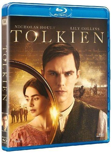 Tolkien - Blu-ray film
