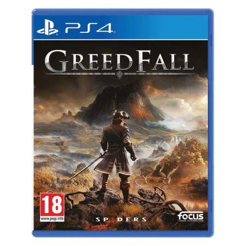 GreedFall PS4 hra