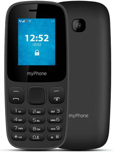 MyPhone 3330 černý