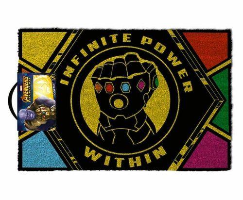 Bonton Avengers infinity war, rohožka