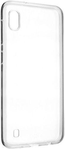 Fixed TPU silikonové pouzdro pro Samsung Galaxy A10, transparentní
