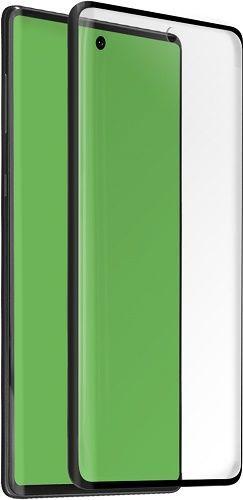 SBS 4D tvrzené sklo pro Samsung Galaxy Note10+, černá