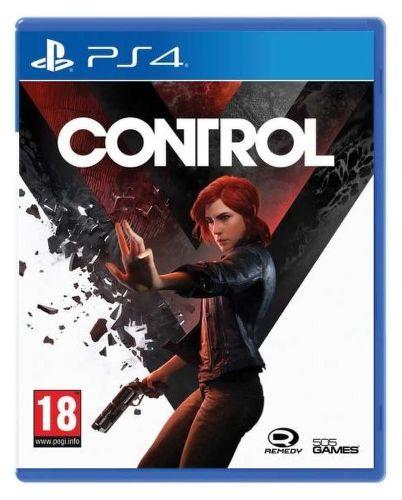 Control PS4 hra