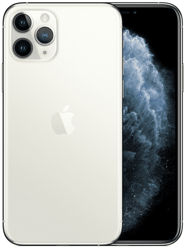 Apple iPhone 11 Pro 512 GB stříbrný