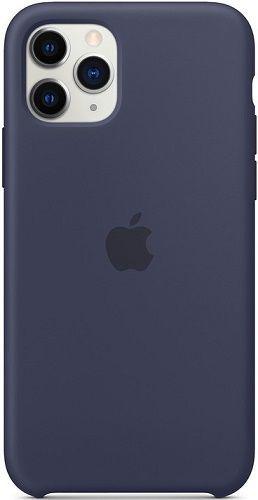 Apple silikonové pouzdro pro Apple iPhone 11 Pro, půlnoční modrá