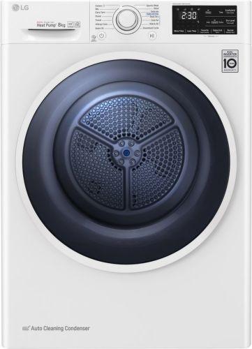 LG RC80EU2AV4D, smart sušička prádla