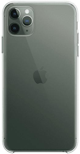Apple kryt pro iPhone 11 Pro Max, transparentní