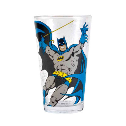 MAGIC BOX Batman sklenice 450 ml