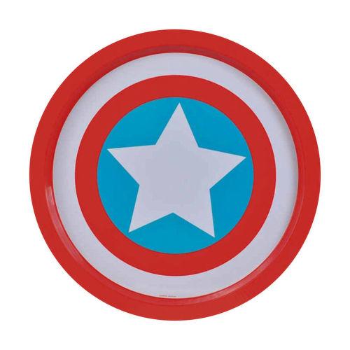 MAGIC BOX Captain America plechový podnos