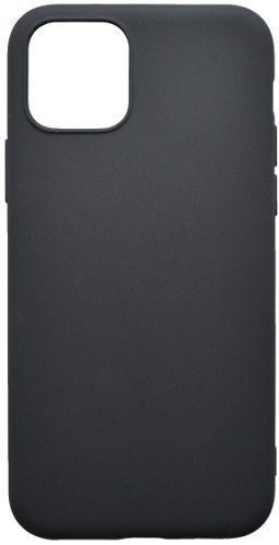 Mobilnet gumové pouzdro pro Apple iPhone 11, černá
