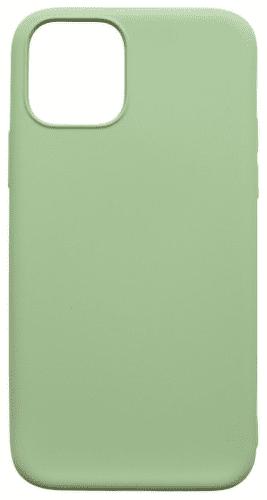 Mobilnet Soft silikonové pouzdro pro Apple iPhone 11 Pro, khaki