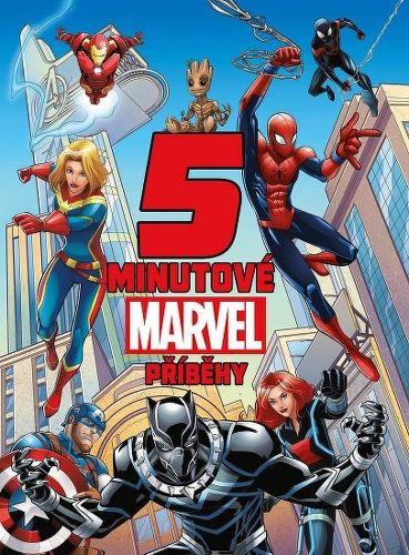 5-minutové Marvel příběhy