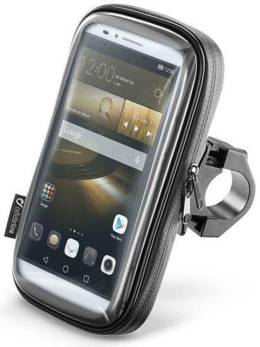 """CellularLine Interphone Smart voděodolné pouzdro 6,5"""", černá"""