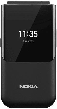 Nokia 2720 Flip černý