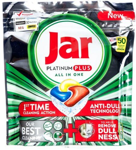 Jar Platinum Plus 50ks, Kapsle