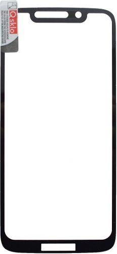 Qsklo 2,5D tvrzené sklo pro Motorola Moto G7 Play, černá