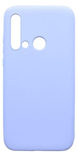 Mobilnet gumové pouzdro pro Huawei P20 Lite, fialová