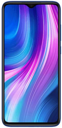 Xiaomi Redmi Note 8 Pro 64 GB modrý
