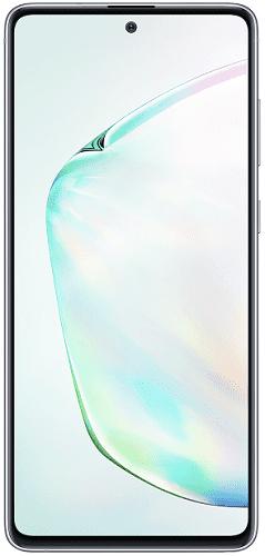 Samsung Galaxy Note10 Lite 128 GB stříbrný
