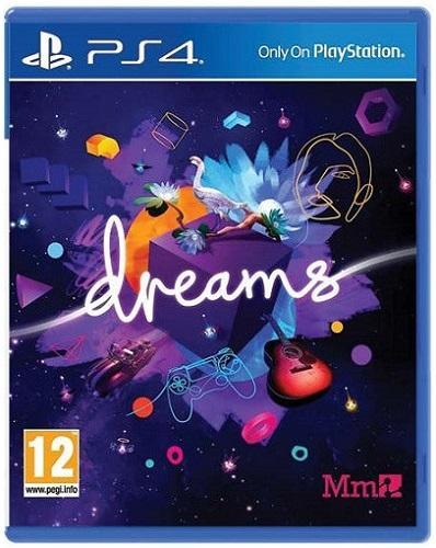 Dreams - PS4 hra