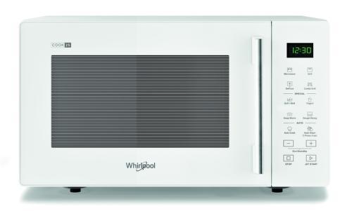 WHIRLPOOL MWP 253 W, bílá mikrovlnná trouba