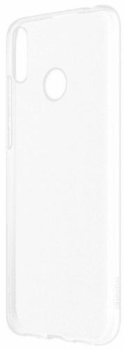 Huawei TPU pouzdro pro Huawei Y6s, transparentní