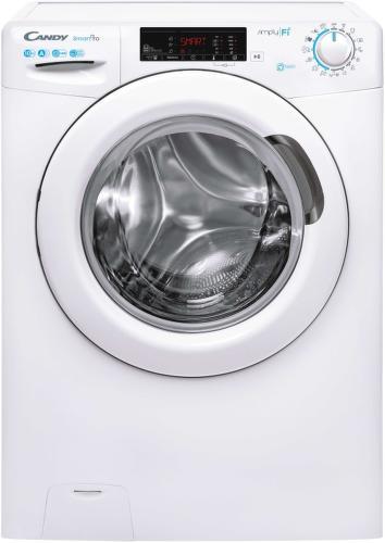 CANDY CSO 14105D3/1-S, bílá smart pračka plněná zepředu