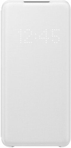 Samsung LED View Cover pouzdro pro Samsung Galaxy S20, bílá