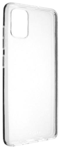 Fixed TPU gelové pouzdro pro Samsung Galaxy A51, transparentní