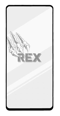 Sturdo Rex Premium Silver tvrzené sklo pro Samsung Galaxy A51, černá