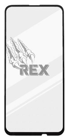 Sturdo Rex Premium Silver tvrzené sklo pro Huawei P Smart Pro, černá