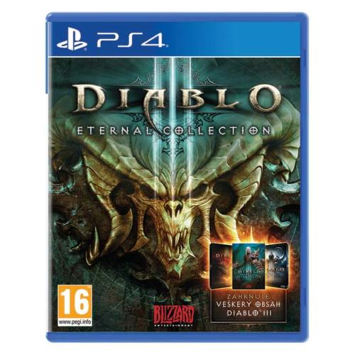Diablo III Eternal Collection PS4 hra