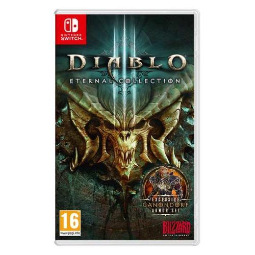 Diablo III Eternal Collection NS hra
